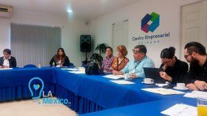 Presentación de proyectos Salazar