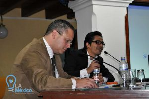 Conferencia Colegio de Veracruz