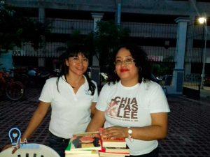"""L.A. México en el 2º evento """"Cambalache de Libro"""""""