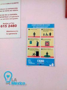 Entrega de Posters de Prevención