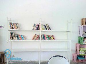 Acondicionamiento de Biblioteca