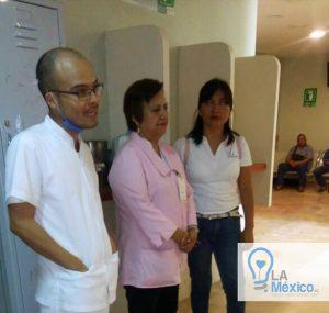 Evento Día de las Madres en el Hospital Gómez Maza